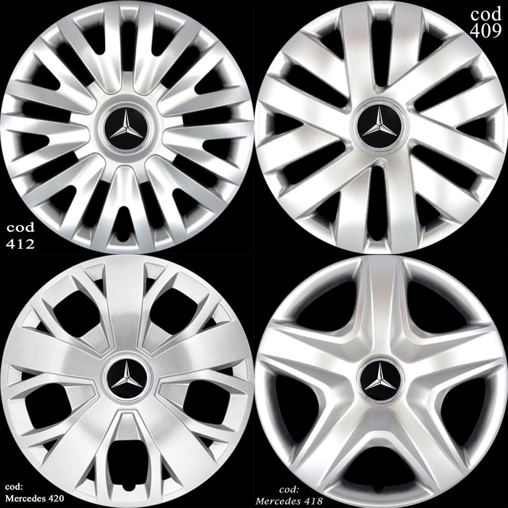 prima rata super calitate cod promoțional Capace roti 16 Mercedes Sprinter si Vito   arhiva Okazii.ro