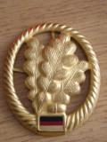 BIM ST 101 - STRAINA GERMANIA - MILITARA - SIMBOL FRUNZE DE LAUR SI STEAG
