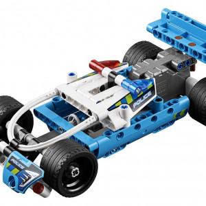 LEGO - Technic - Urmarirea politiei ( #42091 - nou, sigilat )