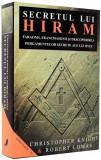Secretul lui Hiram-Francmasoni-Faraoni-Pergamente secrete Iisus