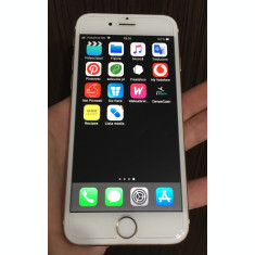 Vand iPhone 6S Neverlocked, culoare ROSEGOLD, capacitate 16GB, pachet complet