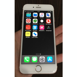 Vand iPhone 6S Neverlocked, culoare ROSEGOLD, capacitate 16GB, pachet complet