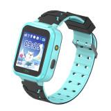 Cumpara ieftin Ceas SmartWatch Pentru Copii Motto TD 16, Albastru cu Camera foto, Apel de urgenta, Istoric Traseu, Localizare GPS, Pedometru, Permitru de siguranta