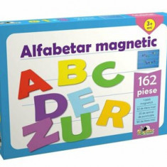 joc educativ - Alfabetar magnetic
