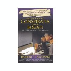 Tata Bogat, vol. 1 -Conspiratia celor bogati