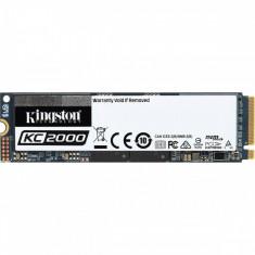 SSD Kingston KC2000 2TB M.2 2280 NVMe PCIe