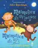 Maimuțica de Noapte, Maimuțica de Zi, Pandora-M