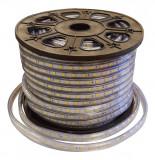 Banda LED 220V 60LED 14.4W Verde IP68 Tip LED 50M/Rola EL0025987