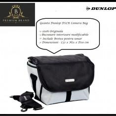 In STOC! Geanta Dunlop DSLR Camera - Originala - Dimensiuni H32 x W21 x D20 cm