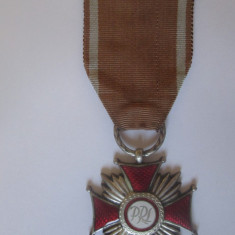 Ordinul Crucea de Merit clasa a 2-a pentru civili Republica Populara Polona