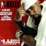 R. Kelly The R. in R B Greatest Hits cd