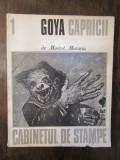 Goya Capricii. Cabinetul de stampe - Modest Morariu