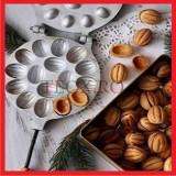Cumpara ieftin Forma Nuci prajituri 16 Orificii Forma aragaz Presa Nuci