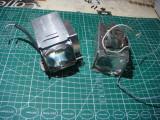 Ansamblu optic proiectie (oglinda +lentile)