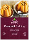 Budinca bio de caramel, 45 g Arche Naturküche