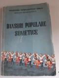 DANSURI POPULARE SOVIETICE  - 1948