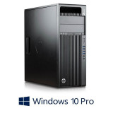 Workstation Refurbished HP Z440, E5-2678 v3 12-Core, SSD, Quadro M4000, Win 10 Pro