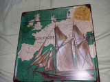 RECLAMA Vintage din tabla metalica,T.GRATUIT