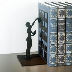 """Suport cărți metalic """"The Library"""", Balvi"""
