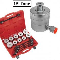 Cilindru hidraulic 15 tone pentru bucsi suspensie