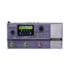 Mooer GE200 Amp Modelling & Multi-Effects