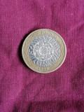 2 POUNDS 1998Marea Britanie, Europa