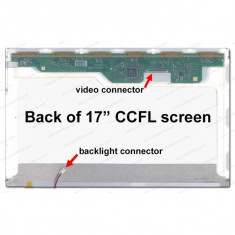 Display - ecran laptop Toshiba Satellite L350D model LP171WP4(TL)(N1) diagonala 17.1 inch lampa CCFL