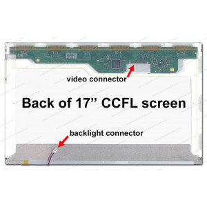 Display - ecran laptop Acer Aspire 7720 diagonala 17 inch lampa CCFL