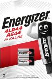 Baterie alcalina Energizer 4LR44 476A 6V 2 Baterii / Set
