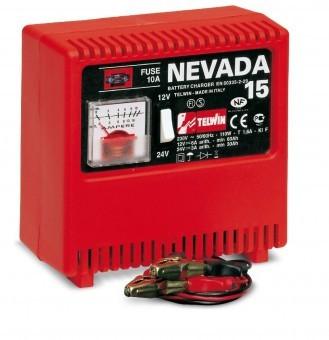 Redresor auto 12-24V, 9A, Telwin Nevada 15 foto