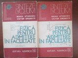 Fizica pentru admitere in facultate Mihail Atanasiu, Victor Drobota