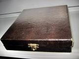 1012-Caseta carton veche pt. obiecte gen bijuterii, tacamuri etc.