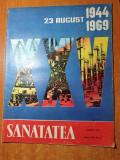 revista sanatatea august 1969-articol si foto orasul oradea