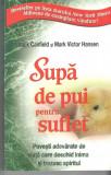 Supa de pui pentru suflet  J. Canfield/M.V. Hansen Ed. Adevar Divin, 2012