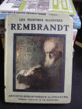 LE PEINTRES ILLUSTRES. REMBRANDT