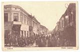 3436 - CRAIOVA, stores, Lipscani street, Romania - old postcard - unused