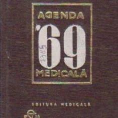 Agenda Medicala 1969