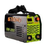 Aparat de sudura invertor 250Ah, accesorii incluse, electrod 1.6-4mm , STROMO SW250