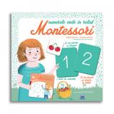 Numerele mele in relief Montessori, Didactica Publishing House