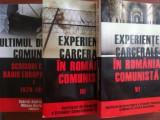 Experiente carcerale in Romania comunista vol.I, III, IV