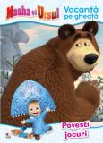 Masha și Ursul. Vacanță pe gheață. Povești și jocuri