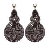 Cercei Spiral Black 6A23C285