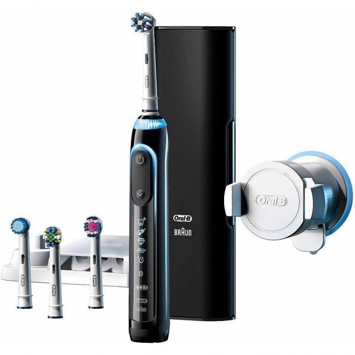 Perie dinti electrica Oral-B Genius 9000, negru