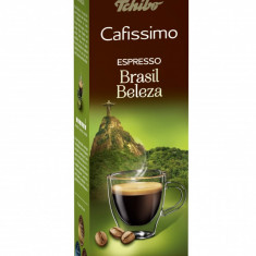 Capsule cafea Tchibo Cafissimo Espresso Brasil Beleza 100% Arabica 10 buc