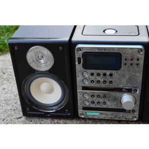 Minisistem Sony CMT-DC 500 MD