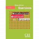 Vocabulaire explique du francais - Niveau debutant - Exercices