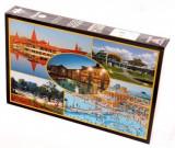 Cumpara ieftin Puzzle Piatnik - 1000 de piese - Hungarian Thermal Spas