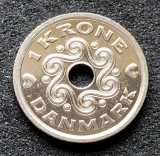 Cumpara ieftin Danemarca  1 coroana 2018 UNC