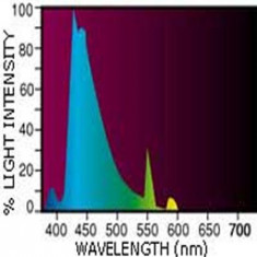 Neon acvariu MARINE GLO, T8, 40W, Hagen, 122x2,5 cm, A1607
