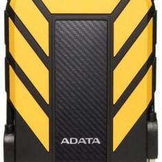 HDD Extern A-DATA HD710 Pro, 2.5inch, 2TB, USB 3.1 (Galben)